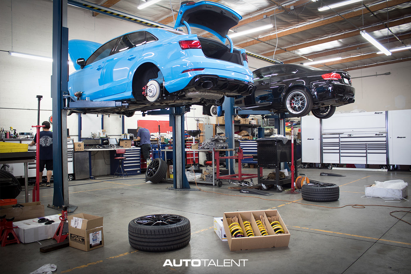 audi rs3, rs3, kw suspension, kw has, has kit, KW