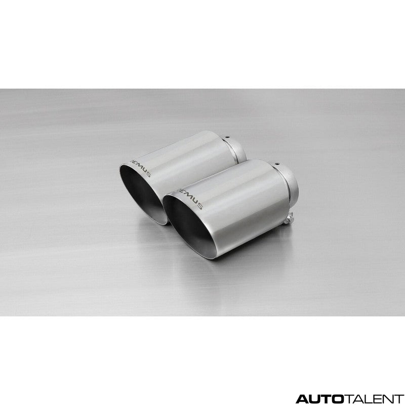 Remus Cat-Back Exhaust System - JAGUAR F-Type S Convertible & Coupe, 2013