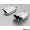 Remus Axle-Back Exhaust System - MERCEDES E-Class W211 Sedan & Estate - autotalent