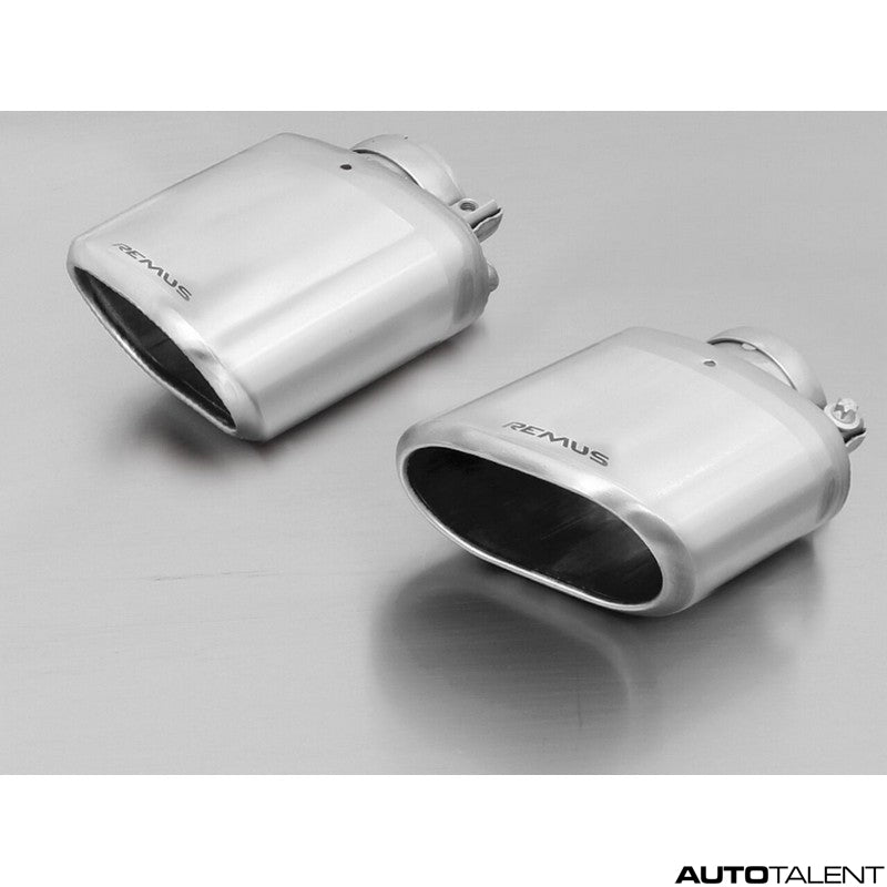 Remus Axle-Back Exhaust System - MERCEDES E-Class W211 Sedan & Estate