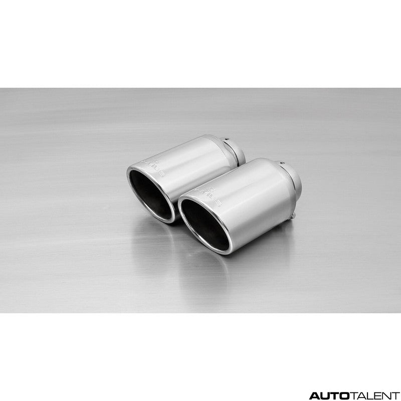 Remus Axle-Back Exhaust System - PORSCHE Cayman S 718 Coupe & Cabrio Type 982, 2016