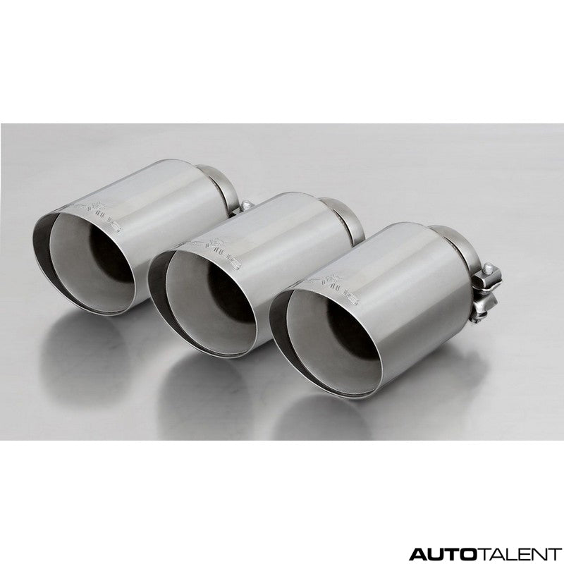 Remus Cat-Back Exhaust System For Honda Civic R FK8 2017+