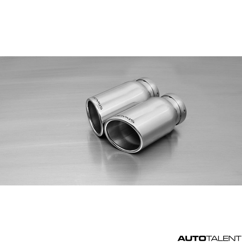 Remus Axle-Back Exhaust System - BMW X4 F26, 2014