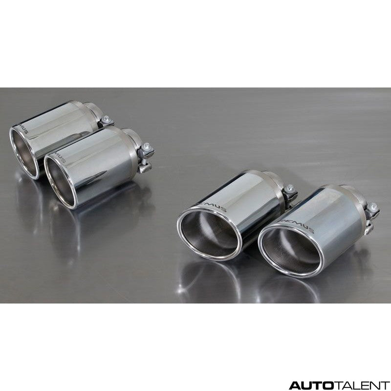 Remus Axle-Back Exhaust System - PORSCHE Panamera 970 / Panamera 4 970, 2010