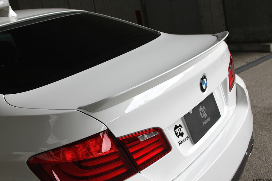 3D DESIGN F10 5 SERIES / M5 CARBON TRUNK SPOILER