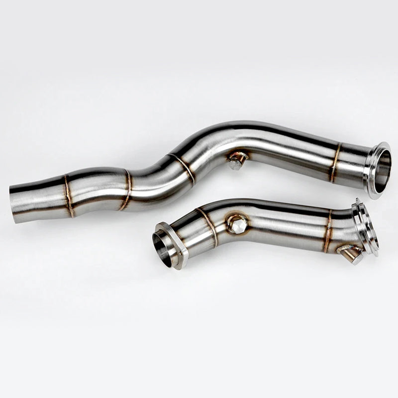"Shop Cast Stainless Steel for BMW M3, M4 VRSF 3"" S55 15+"