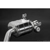 Capristo Exhaust Axle-Back System For Bentley Continental GT Speed - AutoTalent
