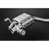 Capristo Exhaust Muffler System For Bentley Continental GT Speed - AutoTalent