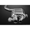 Capristo Exhaust Cat-Back System For Bentley Continental GT Speed - AutoTalent