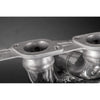 Capristo Exhaust Headers with Heat Blankets For Ferrari F430 Challenge 2005-2009