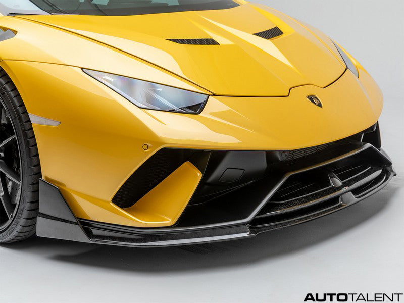 Vorsteiner Vicenzo Edizione Aero Bonnet Carbon Matrix PP For Lamborghini Huracan Performante 2017-2019