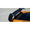 1016 Industries Aero Renato Carbon Rear Wing V2 For Lamborghini Huracan LP-610 - AutoTalent