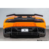 1016 Industries Aero Renato Carbon Rear Wing V2 For  Huracan LP-610 - AutoTalent