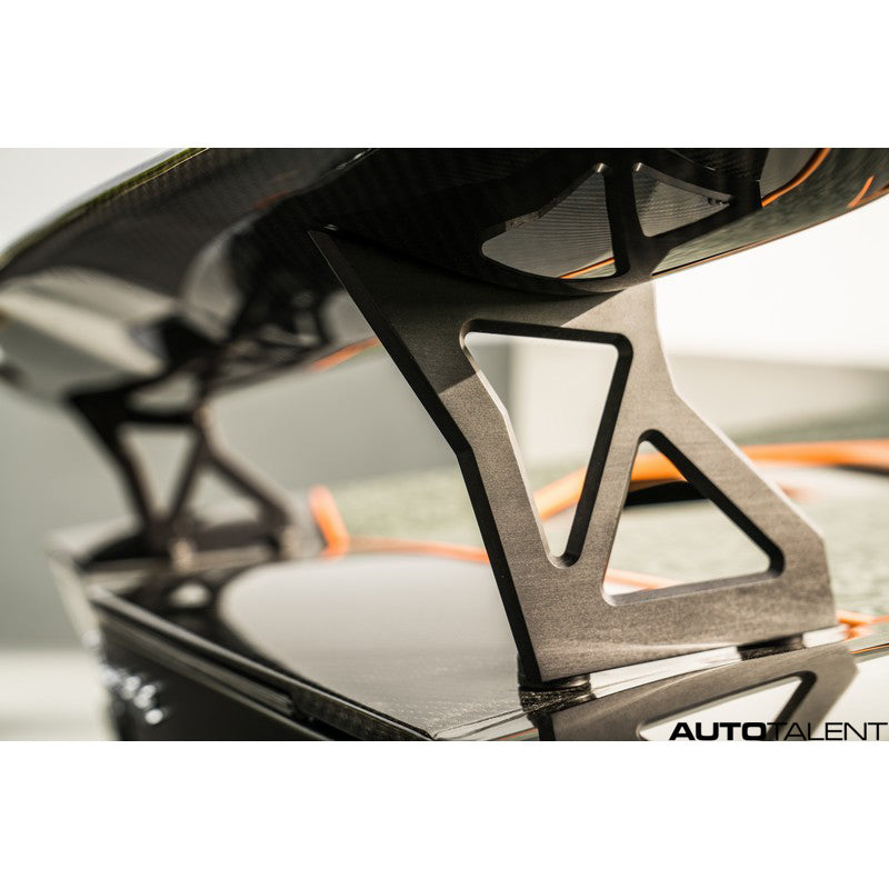 1016 Industries Aero Carbon Rear Wings For Lamborghini Aventador LP740 2017-2019