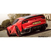 1016 Industries Aero Carbon Rear Spoiler For Ferrari 812 Superfast - AutoTalent