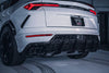 1016 Industries Aero Forged Carbon Rear Diffuser For Lamborghini Urus - Autotalent