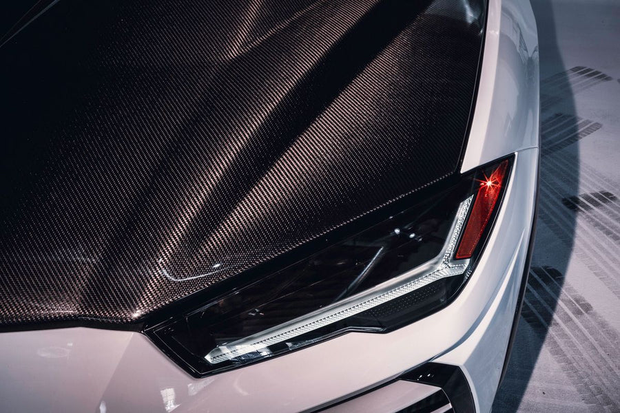 1016 Industries Aero Carbon Race Hood For Lamborghini Urus - Autotalent