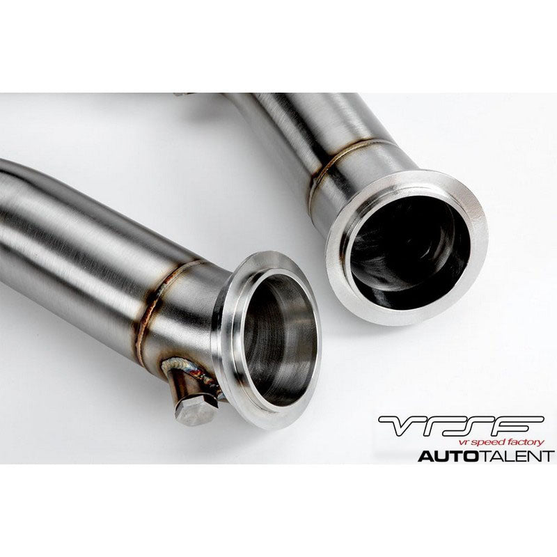VRSF Exhaust Downpipe For BMW M2, M3, M4 2015-2019