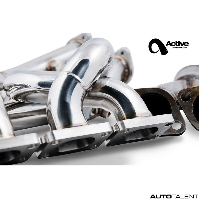 Active Autowerke Header Set With Y-Pipe - Bmw E36 325, 328, M3 1992-1998