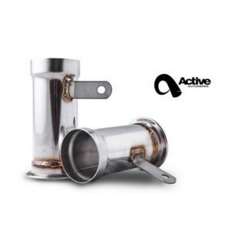 Active Autowerke X-Pipe Stubbies - Bmw E9X M3 2008-2013