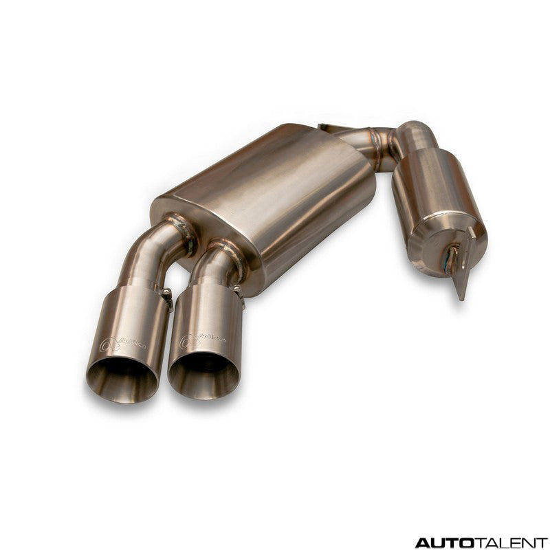 Active Autowerke Signature Rear Exhaust - Bmw E9X 325, 328, 330 N52 2006-2012