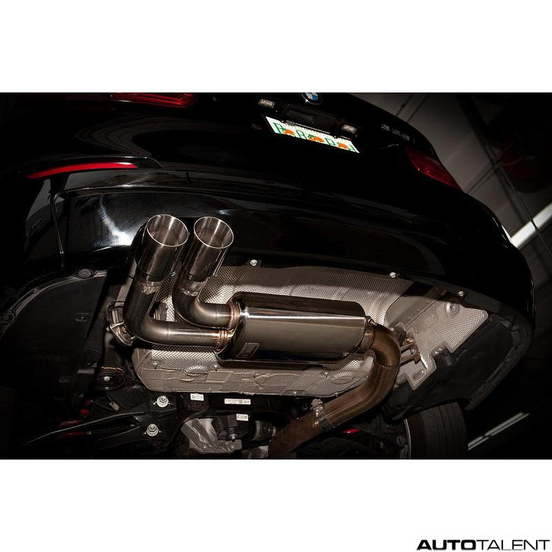 Active Autowerke Rear Exhaust System For Bmw F22 228i 2012-2016