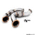 Active Autowerke Catless Downpipe - Bmw X5M, X6M 2015-2018