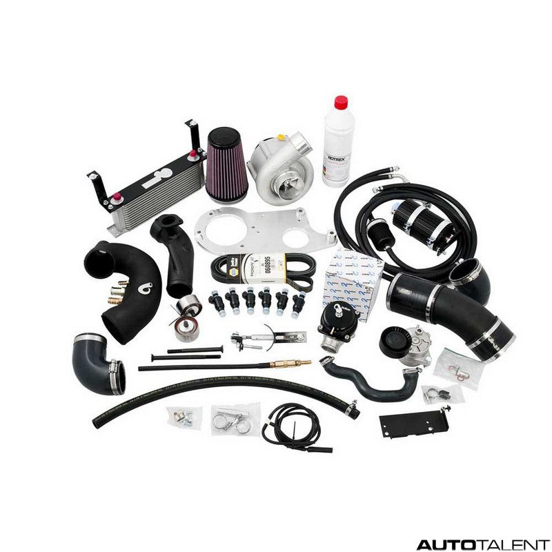 Active Autowerke Supercharger Rotrex C38 Level 1 Kit - Bmw E46 328, 330 1999-2005