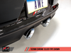 AWE Tuning 991.2 Carrera / S SwitchPath Exhaust for PSE Cars - Chrome Silver Tips