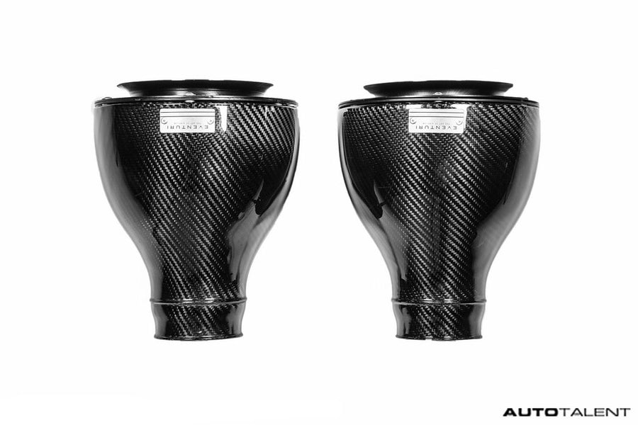 Eventuri Full Black Carbon Intake - BMW F10 M5