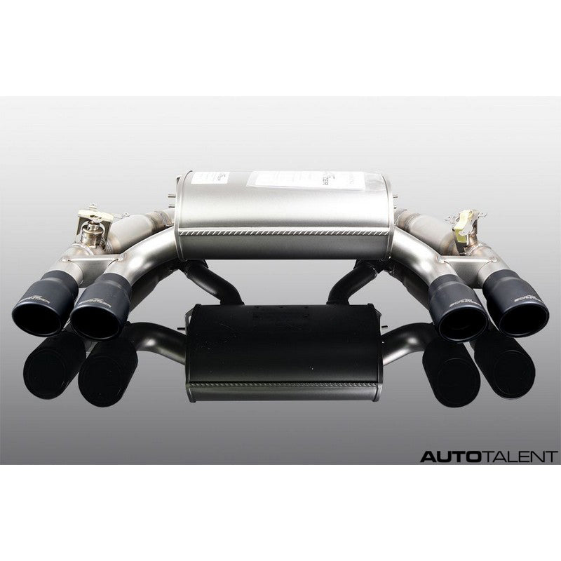 AC Schnitzer Exhaust Muffler For BMW M2 F87 Competition 2016-2019
