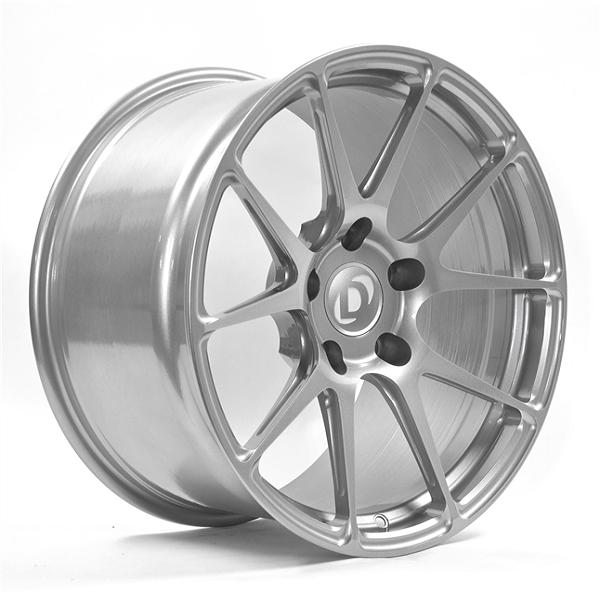 Dinan 20in Lightweight Forged Performance Wheel Set – SILVER (xDrive only)