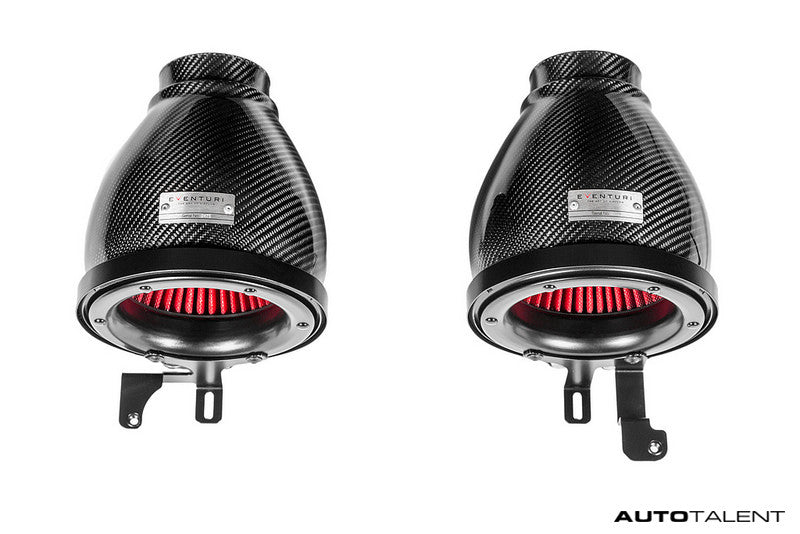 Eventuri Black Carbon Fiber Intake - AUDI B8 RS5 / RS4