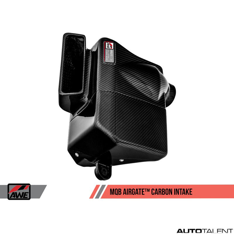AWE Tuning AirGate Carbon Intake System -  Volkswagen Golf, Golf R, GTI 2015-2018