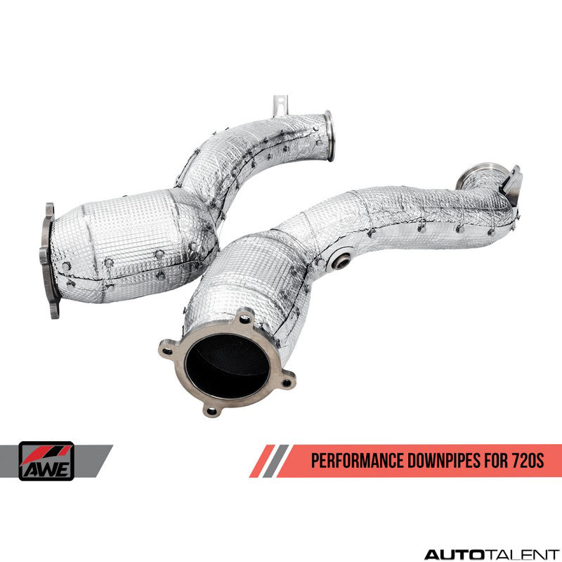 AWE Tuning Performance Downpipe - McLaren 720S 2018-2019