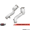 AWE Tuning Downpipe For McLaren - AutoTalent
