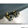 AWE Tuning Dual Outlet Cat-Back Exhaust  - AutoTalent
