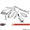 AWE Tuning Touring Edition Cat-Back Exhaust For Audi SQ5 - AutoTalent