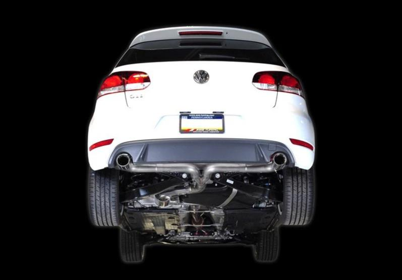 AWE Tuning Performance Cat-Back Exhaust - Volkswagen GTI Mk6 2010-2014