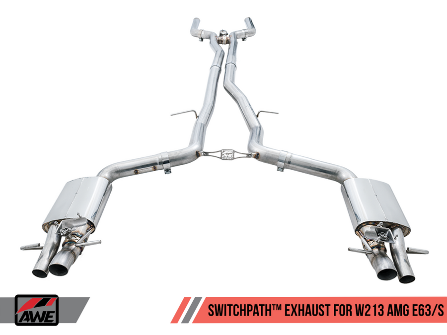 AWE Tuning SwitchPath Cat-Back Exhaust - AutoTalent