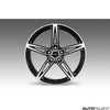AC Schnitzer Wheel 10x20 AC1 Forged Bicolor For BMW M2 F87 Competition - AutoTalent