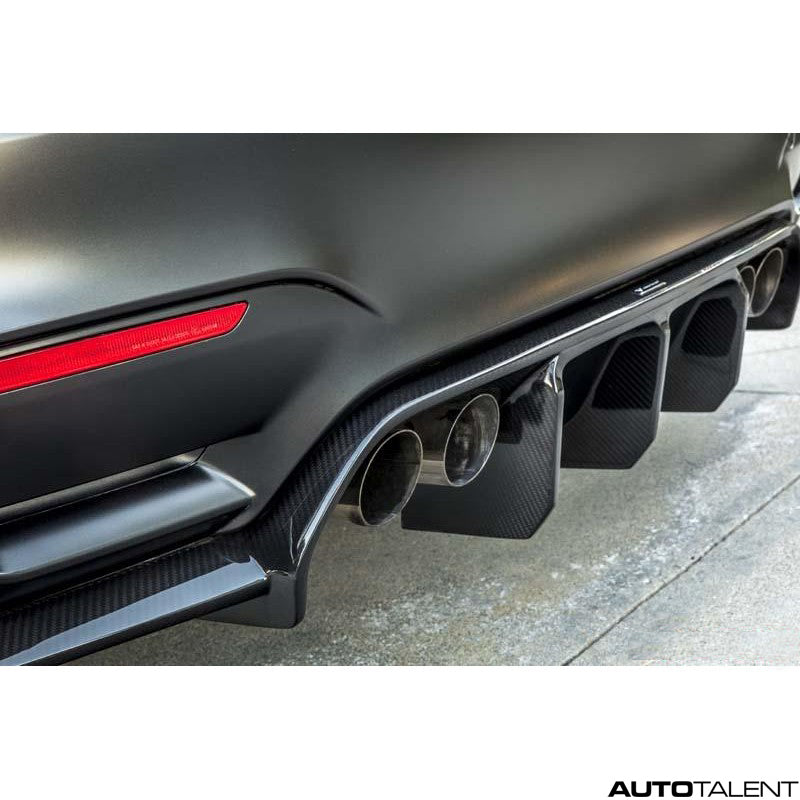 Vorsteiner Rear Diffuser for Bmw M3 - AutoTalent