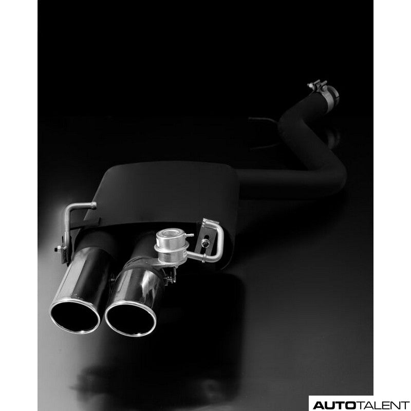 Remus Cat-Back Exhaust System - MERCEDES S-Class W222, 2013