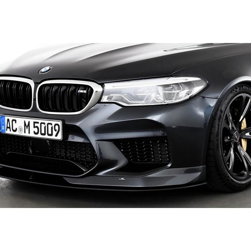 Ac Schnitzer Carbon Front Spoiler Elements - Bmw M5 F90 2018-2019