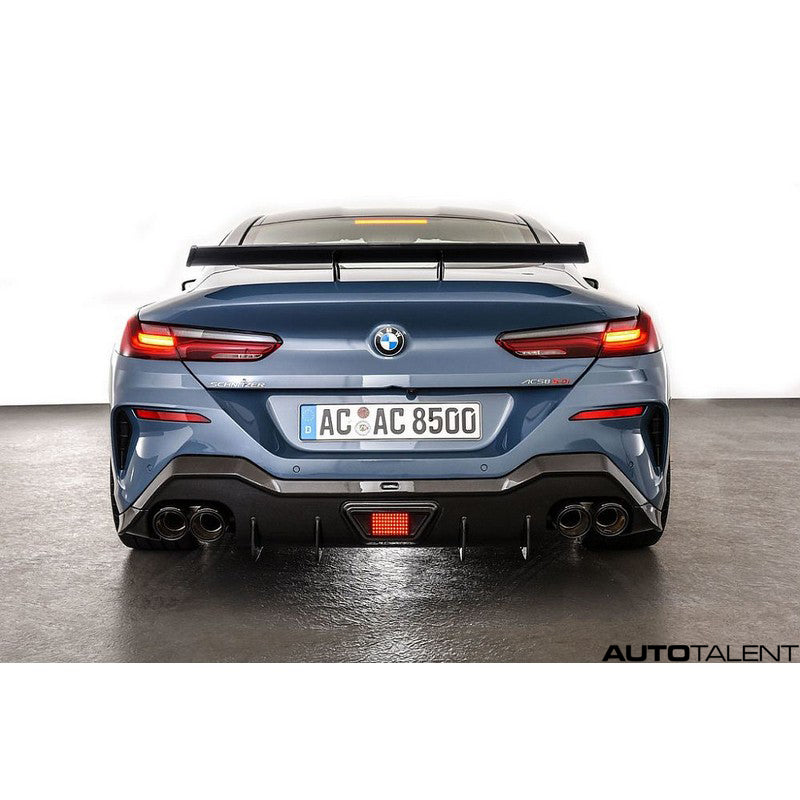 Ac Schnitzer Aero Rear Diffuser For Bmw M850i xDrive G15 2019