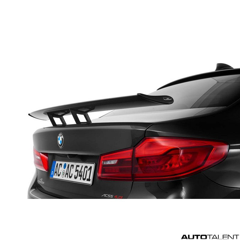 Ac Schnitzer Racing Carbon Rear Wing - Bmw M5 F90 2018-2019