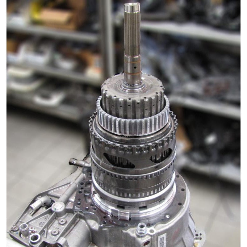 RennTech Five Speed Transmission Upgrade For Mercedes-Benz C209 CLK 55 AMG