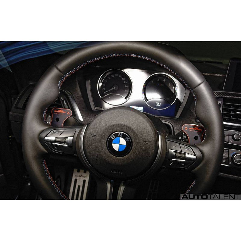 Ac Schnitzer Paddle Set For BMW M2 F87 - AutoTalent