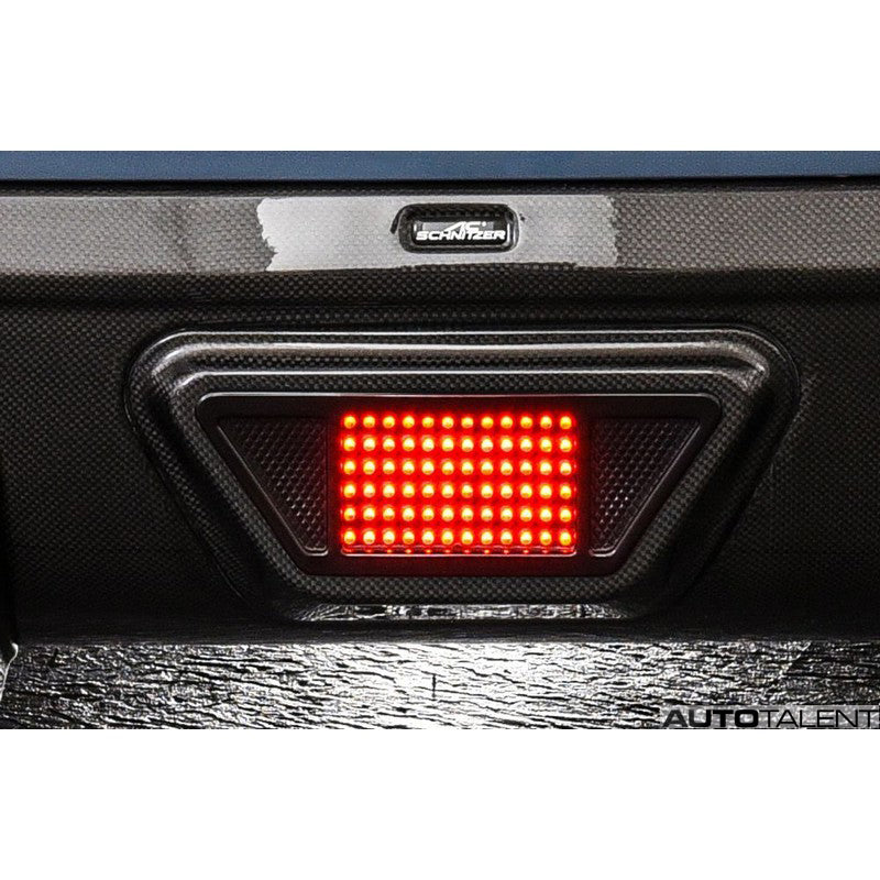 Ac Schnitzer Aero Rear Diffuser Brake Light For Bmw M850i xDrive G15 2019