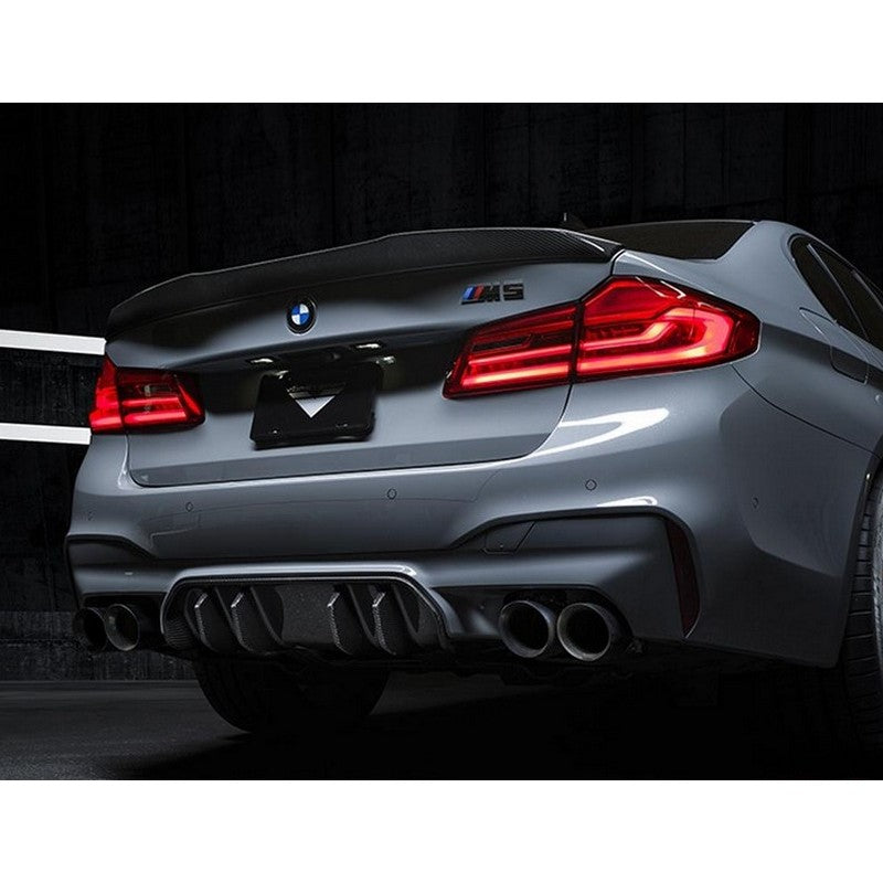 Vorsteiner VRS Aero Carbon Fiber Rear Diffuser For BMW F90 M5
